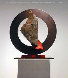 Sisyphean Circle by John Van Alstine