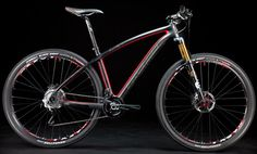 Intense Hard Eddie Carbon Fiber 29er Mountain Bike