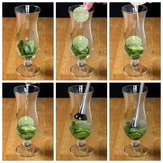 The Best Mojitos: step by step recipe.