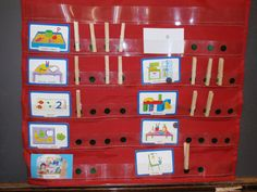Preschool Classroom | organizing centers time, encouraging independence | Elbows, knees ...
