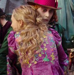 Alice through the Looking Glass: Alice