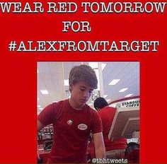 Teenagers Just Turned This Guy Named Alex Who Works At Target Into A Huge Meme.... This is just hilarious!