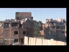 #SDF's #Kurdish Fighters Of #YPJ #YPG Liberated #Raqqa's Western Distric...