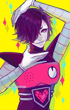 i love mettaton okaY I HAVE A VOICE I CAN DO FOR HIM AND IDK I THINK IT'S GOO D