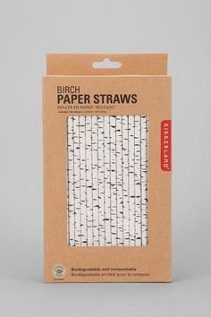 Paper Straws Online Only