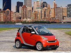 Mini Cooper Smart 1 (small car world)