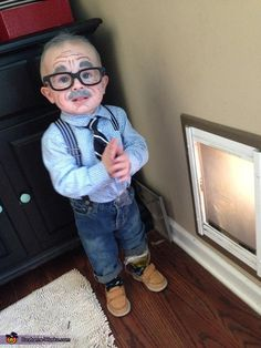 Grandpa - Halloween Costume Contest via @costume_works