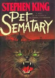 Pet Sematary   1983  by Stephen King