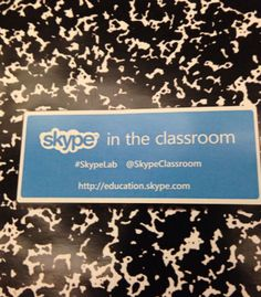 This is very cool! #teachers Skype in the Classroom – Don't Let Your School Miss Out