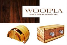 Special wooden boxes from Italy Suitable for...ALL!!! Nice gift idea...