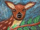 Artsonia Art Exhibit :: Deer