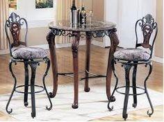 Bar Table Sets, Bar Set, Feng Shui, Elegant Dinning Room, Discount Furniture, Dining Room Furniture, Home Furnishings, Table Settings, Glass