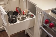 cooking tool storage...cool!