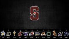 Stanford schedule wallpaper