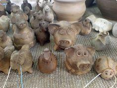 глиняные свистульки (фото Яндекс)
