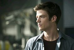 Barry Played by Grant Gustin