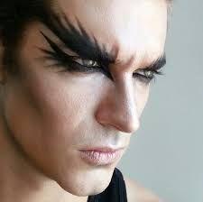 Bildergebnis für men fantasy make up