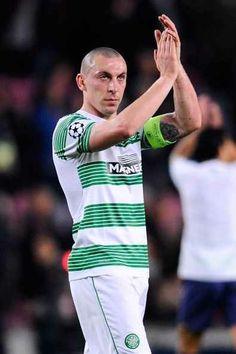 Scott Brown - Celtic skipper