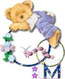 Teddy Bear Bär ours orso oso animated alphabet alfabeto gif Gif Photo, Photo B, Alphabet, Bear Gif, Animal Cards, Animated Gif, Cute Animals, Creations, Teddy Bear
