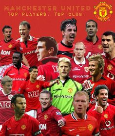 Manchester United. Top players top club. Beckham Scholes Giggs Rooney. Football Premier league. Manchester United Wallpaper, Sunderland Afc, Manchester United Players, Wayne Rooney, Old Trafford, Man United, Football Boots, Premier League, Beckham