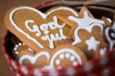 """While I wouldn't suggest you do this when making the popular Norwegian Christmas cookies """"pepperkaker"""", the Norwegian word for """"ginger bread cookies"""", there is a famous """"pepperkake"""" song by famous . Gingerbread Cookies, Christmas Cookies, Norwegian Words, Norwegian Christmas, Creative Cakes, Plant Based Recipes, Winter Holidays, Food For Thought, Dairy Free"""