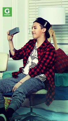 G-Dragon ♕ #BIGBANG // Gmarket 'Christmas Wish List' CFs 2013