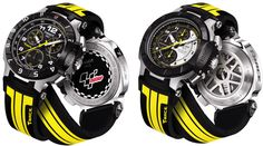 Tissot has released two new T-Race MotoGP Limited Edition 2012 watches to mark the start of the 2012 season.