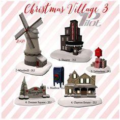 Pilot - Christmas Village 3