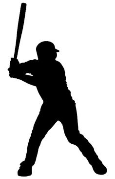 "Baseball 1 Wall Decal 21"" x 36""  $50 www.decalmywall.com"