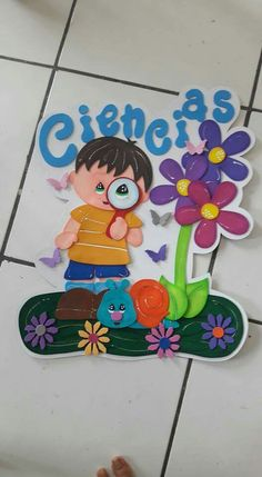 Foam Crafts, Crafts To Make, Crafts For Kids, Paper Crafts, Kindergarten Interior, Bulletin Board Borders, Class Decoration, 3d Cards, Interactive Notebooks