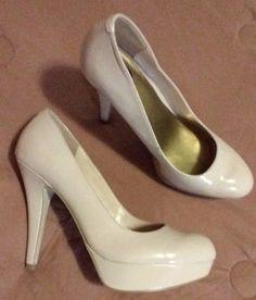 Check out New Guess nude platform high heel shoes size 11 #GUESS #PumpsClassics #SpecialOccasion http://www.ebay.com/itm/-/302112073819?roken=cUgayN&soutkn=NGmkc6 via @eBay