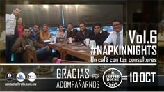 Gracias por acompañarnos. #NapkingNights Vol.5