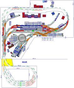 Diorama, Model Railway Track Plans, European Models, Model Train Layouts, Train Set, Model Trains, Scale Models, Railroad Tracks, Planer