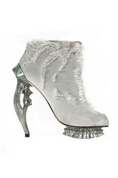 Outrageous Shoes - Outrageous Designer Celebrity Shoes - ELLE