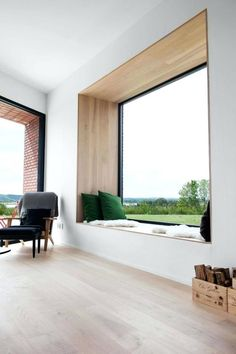 Architecture We Love: Window Seats