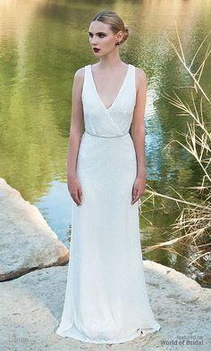White Blossom Collection : Lilium 2015 Wedding Dresses