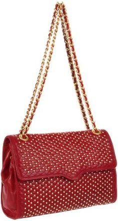Rebecca Minkoff Circle Quilt Affair Shoulder Bag