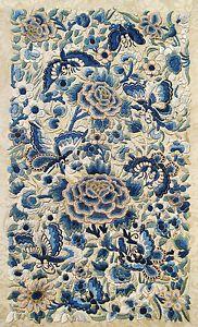 Vietnamese Embroidery Art-Oriental Cross Stitch-Asian