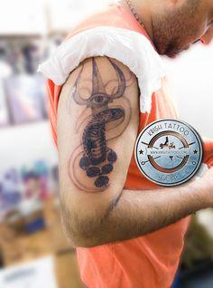 Shiva Concept Tattoo