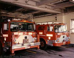 Vintage Fdny   FDNY Ladder 172 / Engine 330 / Mack CF   Flickr - Photo Sharing!