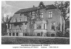 Langheim, Gutshaus