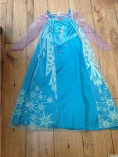 Disney Frozen Elsa Costume Snow Queen