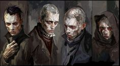 Dishonored Concept Art