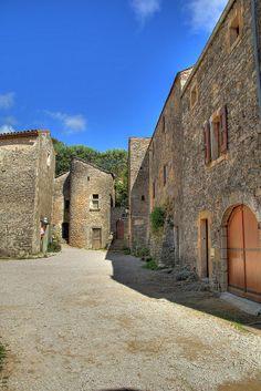 La Couvertoirade, Languedoc-Roussillon, France