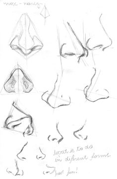 Burdge nose tutorial↑↑ this looks like Jensen Ackles' nose aka Deans nose.