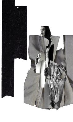 fashion sketchbook of Connie Blackaller
