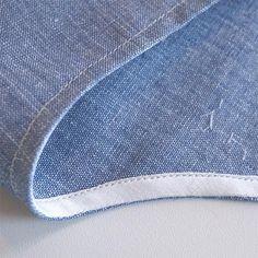 How to make and sew: Bias Binding – CHARLOTTE KAN