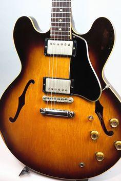 エレキギター GIBSON(ギブソン) 1961 ES-335TD