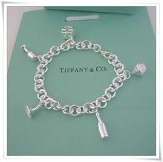 Tiffanys Charm Bracelet