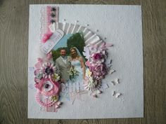 "Page ""mariage"" de style shabby"